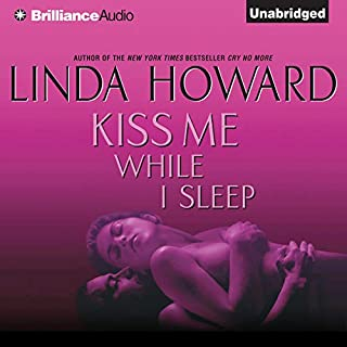Kiss Me While I Sleep audiobook cover art