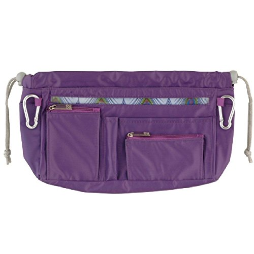 Handbag2Handbag bag organiser in Purple