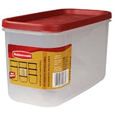 Rubbermaid 10-Cup Dry Food Container (4-Pack)