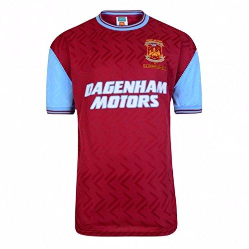 West Ham United 1994 No6 Shirt Multi Colour Large