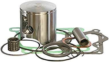 Wiseco PK1904 48.50 mm 2-Stroke Motorcycle Piston Kit with Top-End Gasket Kit