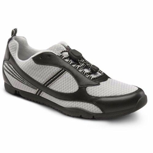 Dr. Comfort Shoes Gary - Men's Flex-OA Comfort Therapeutic Shoe for Knee Pain - Casual - Medium...