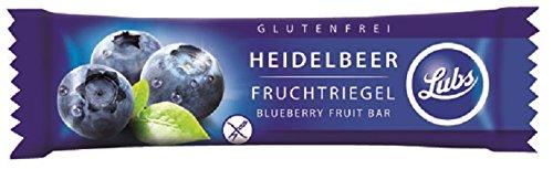 Lubs Heidelbeer-Fruchtschnitte (30 g) - Bio