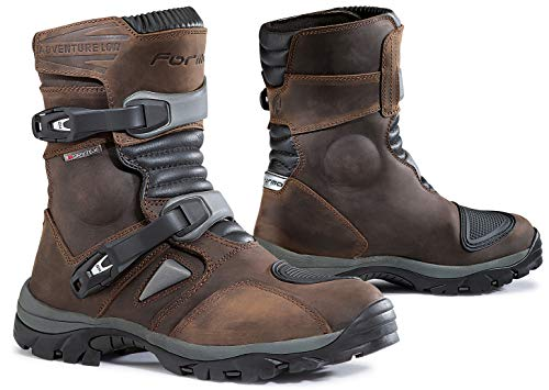 Forma - Stivali omologati CE Adventure Low, marrone, taglia 40