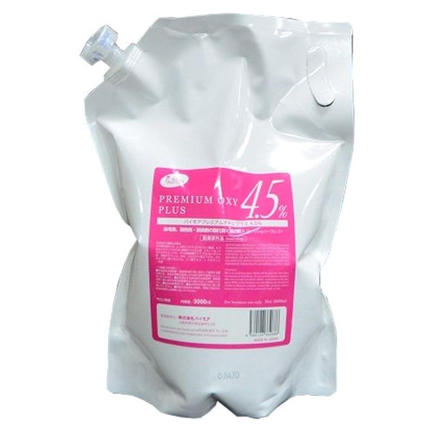 貫通するキウイの間でパイモア プレミアムオキシプラス 4.5%(レフィルタイプ) 3000ml [医薬部外品]