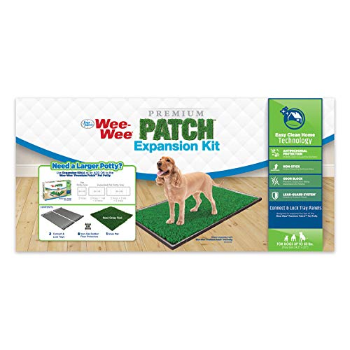 Four Paws Wee-Wee Premium Patch Pet Potty System Expansion Kit 24.5