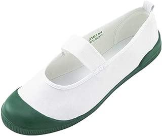 GK-O Japanese School Uniform Soft Uwabaki Shoes Sports Gym Indoor Cosplay Shoes Flat