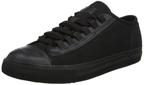 G-STAR RAW Herren Scuba Ii Sneaker, Schwarz (Black 990), 43 EU