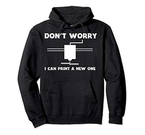 3D Printing Design   3D Printer Gift idea for Geeks Pullover Hoodie