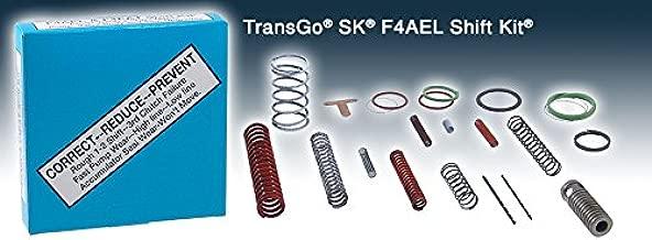 TransGo F4AEL 4EAT-F Transmission Valve Body Shift Kit