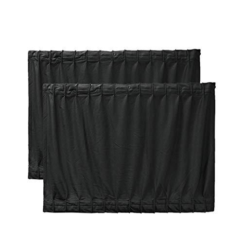 Huien Plastic Rails Bands Privacy Shield Autoraamgordijnen Accessoireset Zonnescherm Side 2st