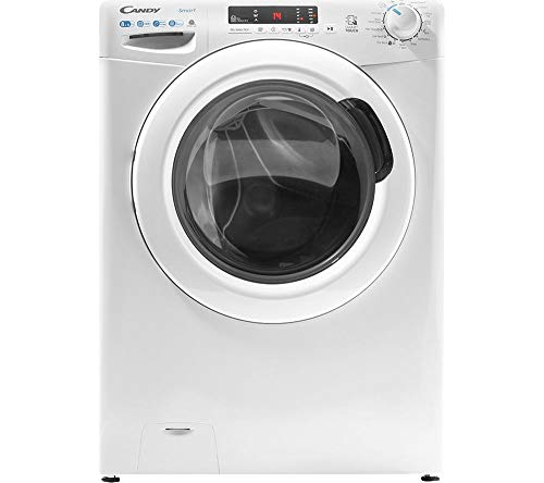 Candy CSW4852DE 8KG Wash & 5KG Dry 1400RPM Washer Dryer- White