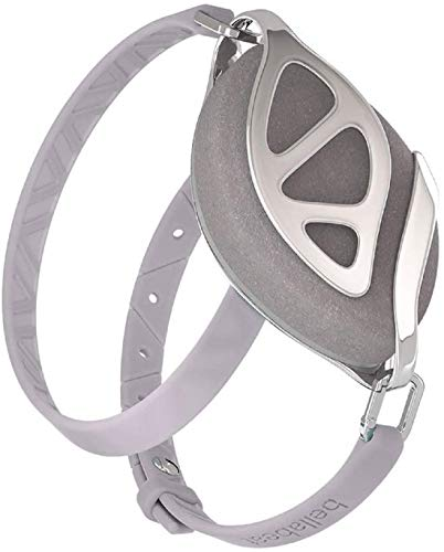 Bellabeat Leaf Urban Smart Jewelry Health Tracker, Urban Gray / Silver