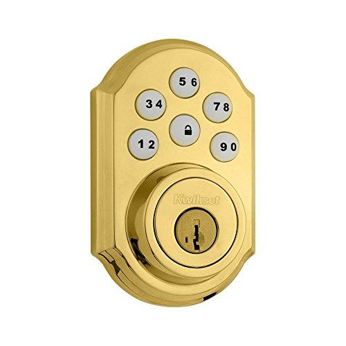 Kwikset Smartcode Electronic pêne avec Smart Key, 99090-018
