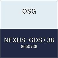 OSG ネクサスドリル NEXUS-GDS7.38 商品番号 8650738