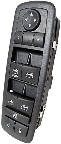 SWITCHDOCTOR Window Master Switch for 2008-2012 Jeep Liberty, 2009-2014 Dodge Journey, 2008-2012 Dodge Nitro, 2008-2010 Dodge Grand Caravan