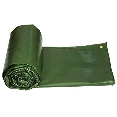 Lona resistente al agua para camping, pesca, jardinería y mascotas, 3 x 2 m, 550 g (color: A, tamaño: 4 y veces; 3 m).