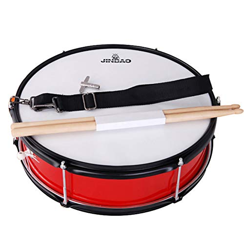 LJRgs Snare Drum Marching Band Snare Drum Kit,14