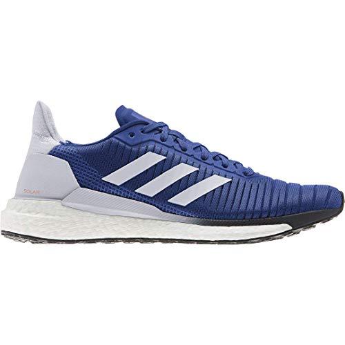 adidas Solar Glide 19 M tenis para correr para hombre, Azul (Equipo Royal Azul/Gris Oscuro/Rojo Solar), 46 EU