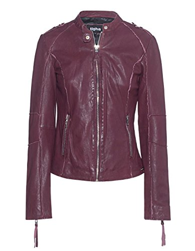 Tigha Dakota 101214 Berry Jacke (S)