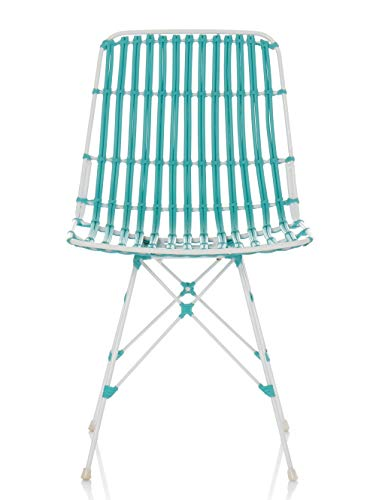 IMPRESSIONEN living Outdoor-Stuhl blau