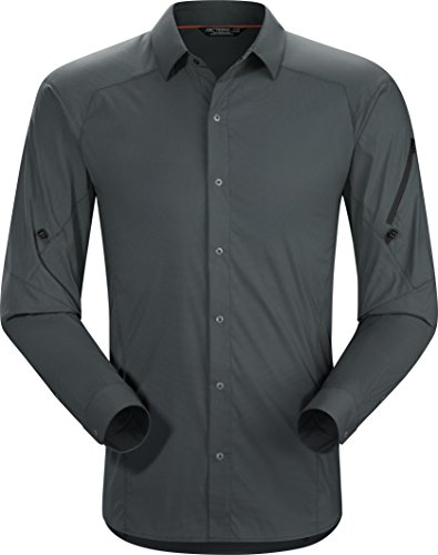 Arc'teryx Mens Elaho Long Sleeve Shirt