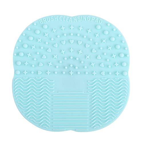 Maquillage Brosse Maquillage Brosse De Nettoyage Pad Lotion Gel D'eau Pad Ventouse Planche À Récurer Maquillage Brosse Outil De Nettoyage Pour Les Femmes