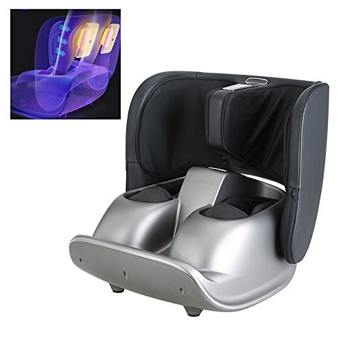 Sale!! WGIRL Festival Gift Foot Massager Machine, Electric Foot Massage with Deep Tissue Kneading, R...