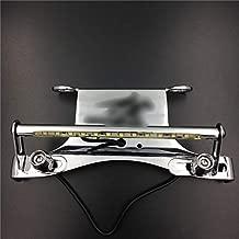 SMT MOTO- Chrome Motorcycle LED light Fender Eliminator Tidy Tail For 1999-2012 Suzuki Hayabusa Gsxr1300 R