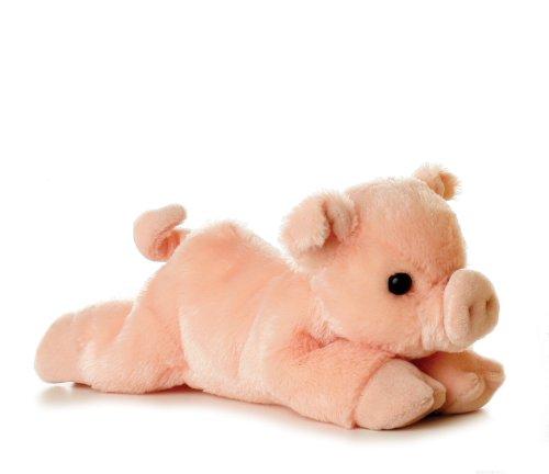 Flopsie Pig 8inch Cuerpo suave con algunos 'gorros' Lindo y mimoso Gran regalo Colecciónalos a todos!