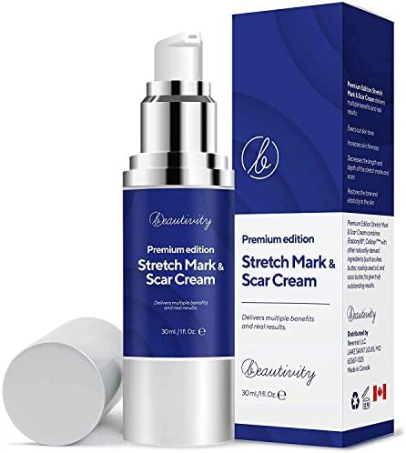 Scar Remover Cream Premium Edition Scar Removal Cream for Scars from C Section Stretch Marks product image