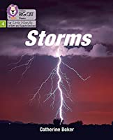 Storms: Phase 4 (Big Cat Phonics for Little Wandle Letters and Sounds Revised)