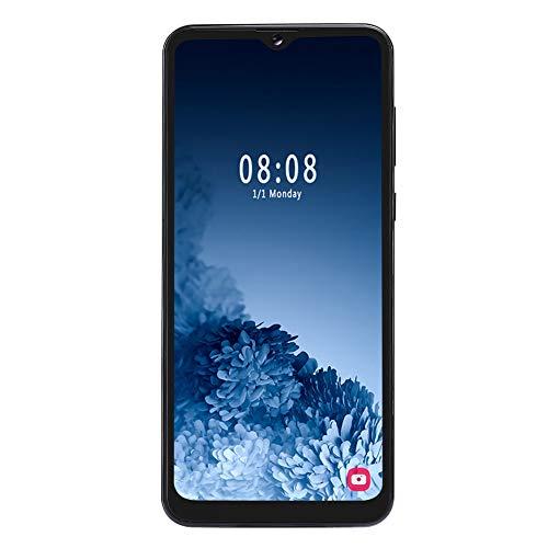 Gatuxe Teléfono Inteligente Android, MIQOO S30U + 4 + 64G 6.7in Teléfono Celular Inteligente con Doble Tarjeta 128GB para Android, MTK6580P Quad-Core (100‑240V)(Enchufe de la UE)