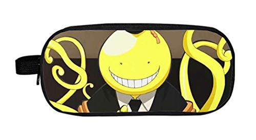 Cosstars Assassination Classroom Anime Bilddruck Federmäppchen Schreibwaren Box Bleistiftbeutel Geldbeutel Mäppchen /4