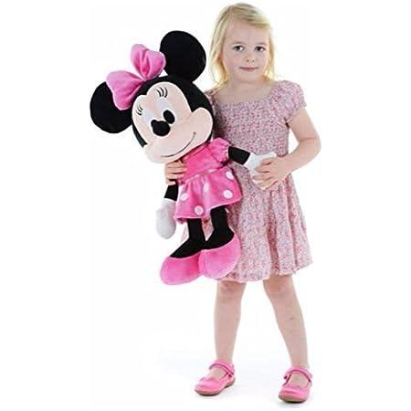 Officiel Disney Mickey Mouse Clubhouse massive 50,8cm 51cm Minnie Mouse Premiere cadeau jouet en peluche Velboa de grande qualité
