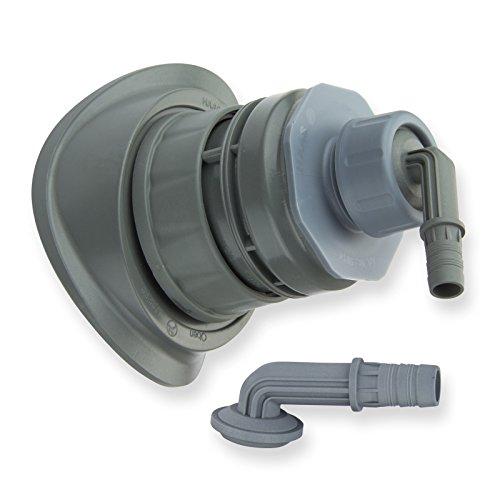 Haas OHA Easy FIX Schraubabzweig DN110 Kondensatanschluss HT Rohr Abwasserrohr nachträglich 5017