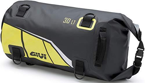 Givi ea114by Bag Roll Waterproof for Selle or Rear Rack 30lt Black/Yellow