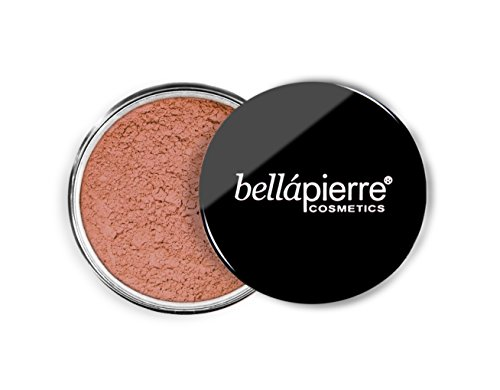 Bellapiarre Cosmetics Loose Mineral Blush Amaretto, 1er Pack (1 x 4 g)