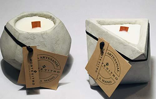 base velas fabricante Monte Vitro Candles