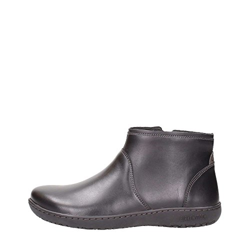 Birkenstock Boots ''Bennington'' de Cuir en Noir 36.0 R EU