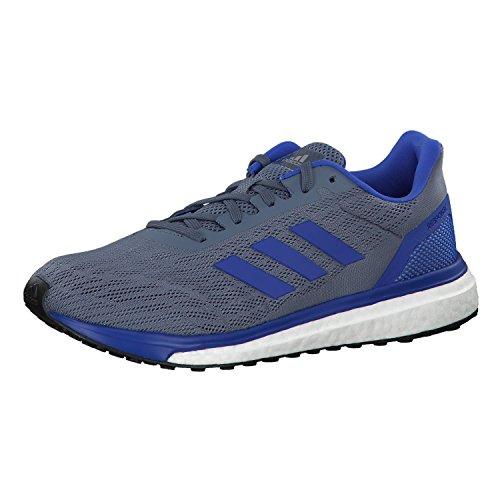 Adidas Response M, Zapatillas de Trail Running Hombre, Azul (Azalre/Azalre/Ftwbla 000), 42 2/3 EU
