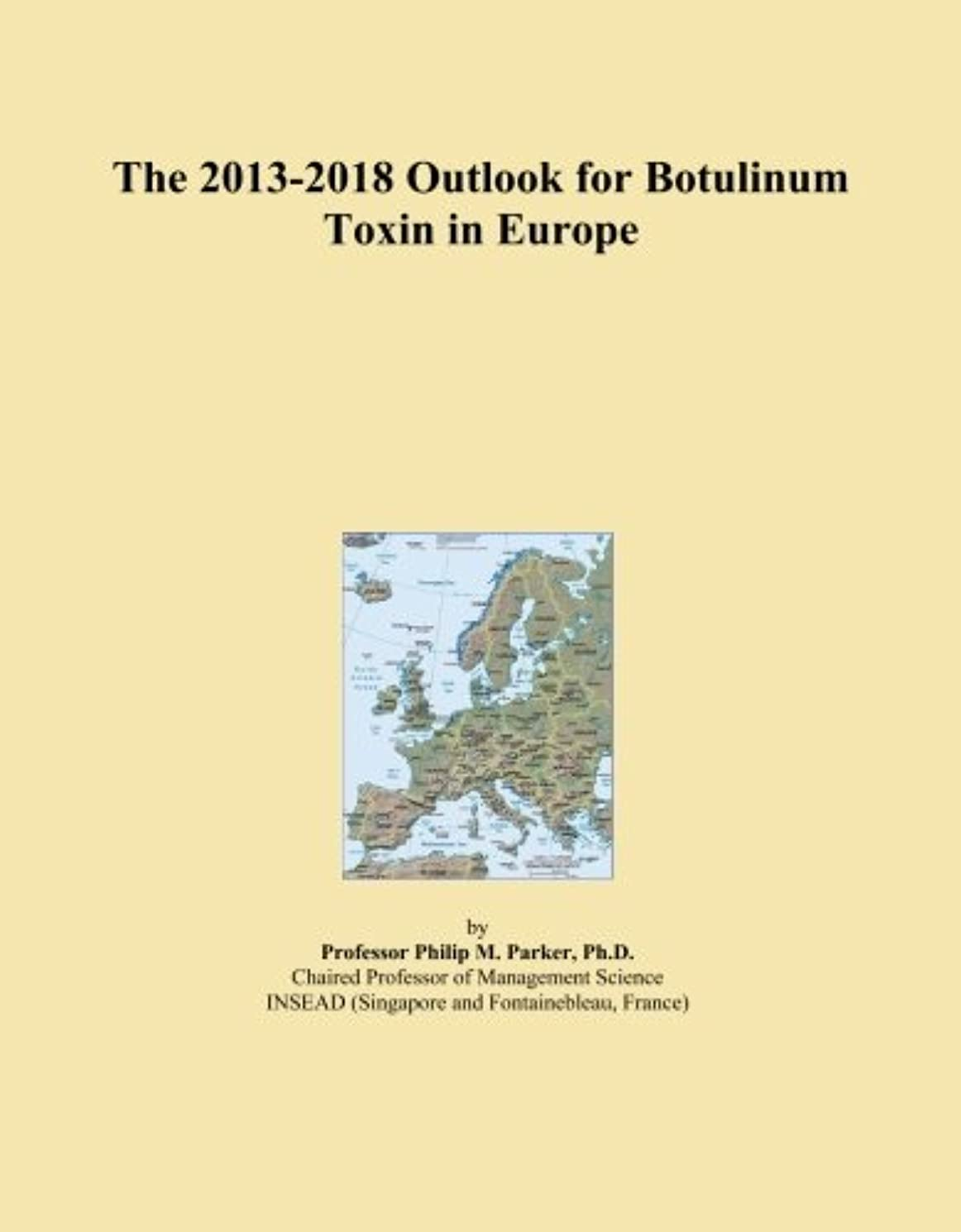 同性愛者社会科通常The 2013-2018 Outlook for Botulinum Toxin in Europe