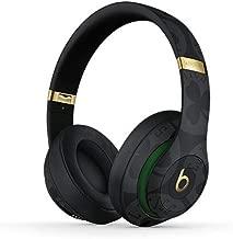Beats Studio3 Wireless Noise Cancelling Over-Ear Headphones – NBA Collection – Celtics Black
