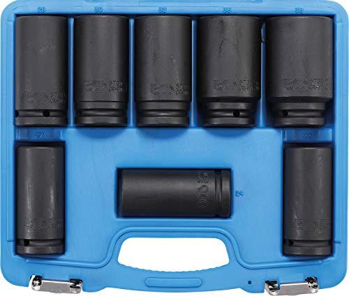 BGS 5241 | Kraft-Steckschlüssel-Einsatz-Satz, extra tief | 8-tlg | 20 mm (3/4