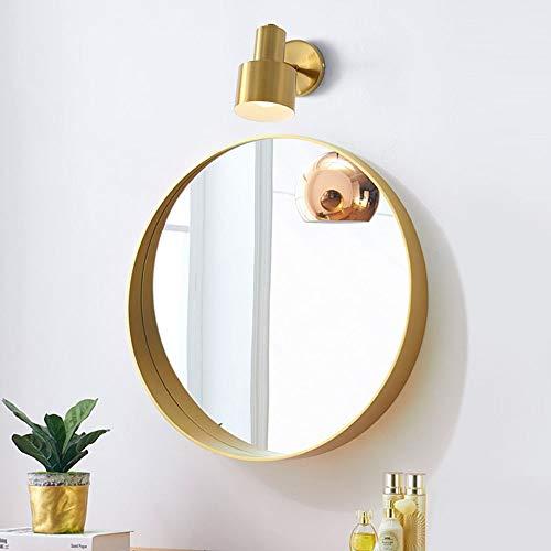 Simple moderna sala de estar dormitorio guardarropas LED pared creativo baño espejo luces YANG1MN