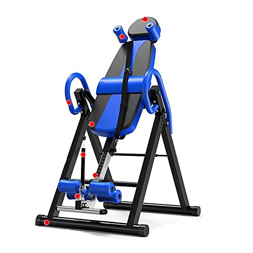 Sale!! Inversion Equipment Inverted Machine Adjustable Height Upside Down Exercise Machine for Home ...