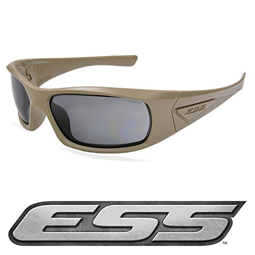 ESS 5Bサングラス/グレーレンズ テレーンTANカラー EE9006-15 [並行輸入品]
