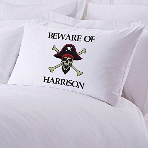personnalisé Direct personnalisé Pirate Taie d'oreiller