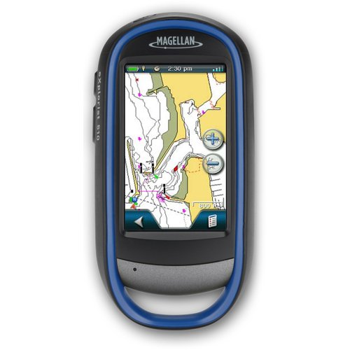 Check Out This Magellan eXplorist 510 Navionics Marine Bundle