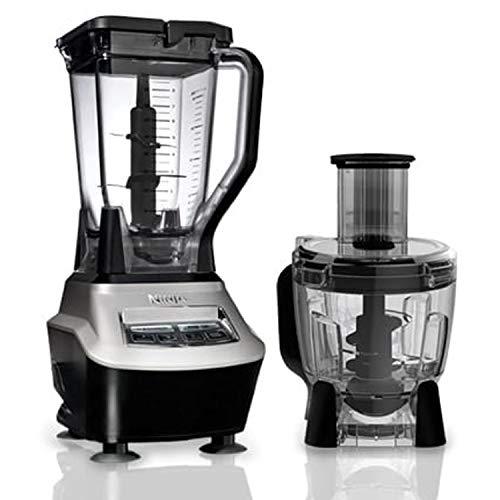 Ninja Mega Kitchen System BL773CO 1500 Watt Perfect Blends 8-Cup Food Processor Bowl (Renewed)